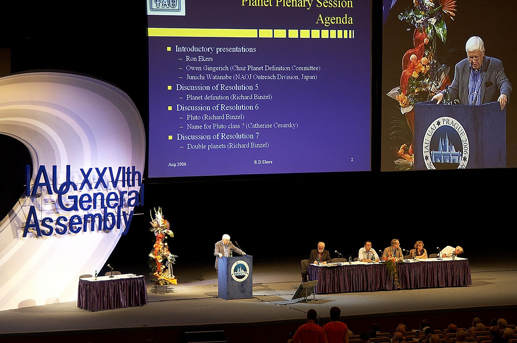 IAU meeting photo