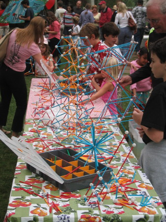 kids science picnic