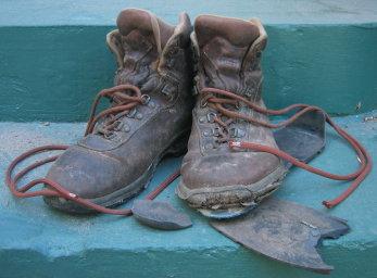 sick boots