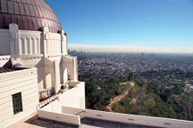 griffiths observatory roof