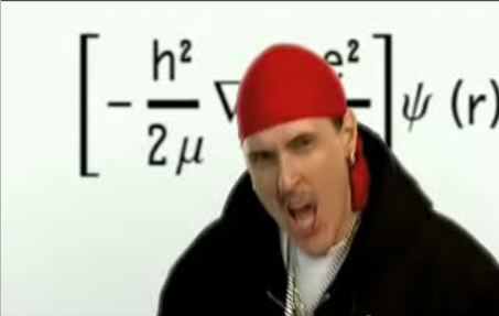 Al White weird Al white and nerdy video