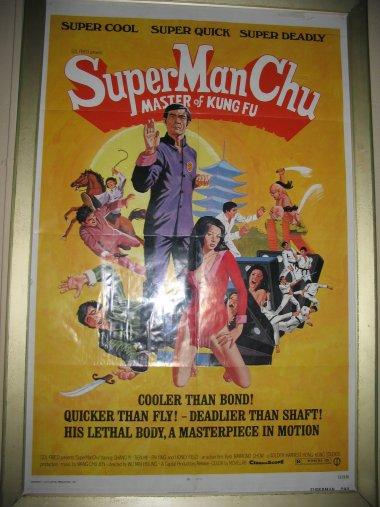 supermanchu poster