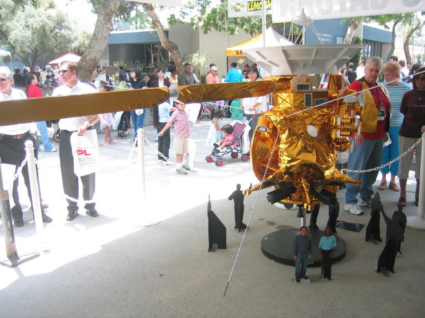 JPL Open House