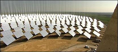 solar mirrors