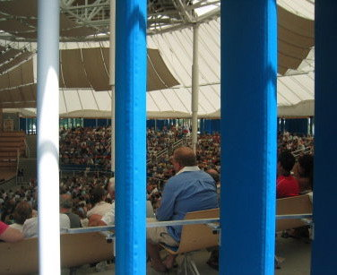 Al Gore Aspen Music Tent