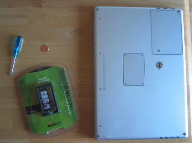 Mingus (powerbook G4) repair
