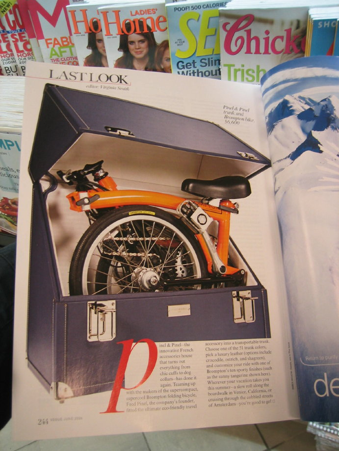 brompton case by pinel pinel