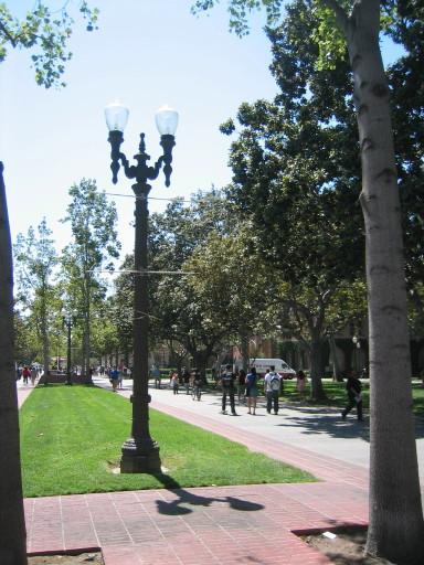 usc campus