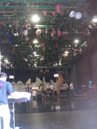 KCET studio