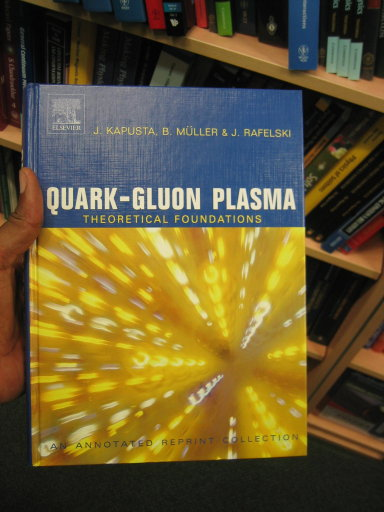 Quark Gluon Plasma book