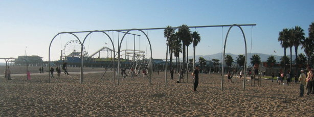 santa monica atheletics