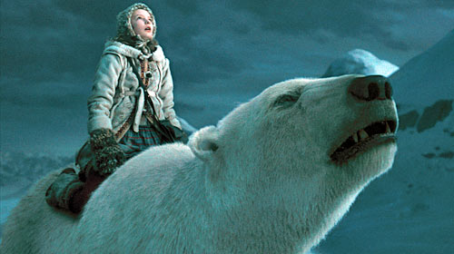 The Golden Compass DVD now available