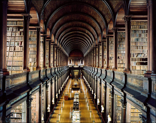 trinity college library dub Europeana – Europe's Digital Library To Forcefully Compete with Google Book Search