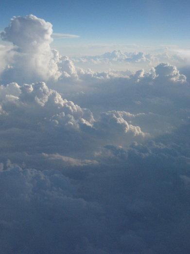 clouds near amarillo
