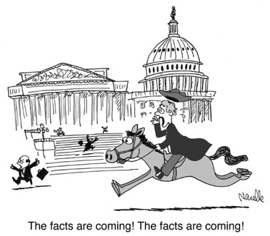 cartoon from the Union of Concerned Scientists 2008 contest