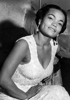 eartha kitt (Keystone/Hulton Archive/Getty Images)