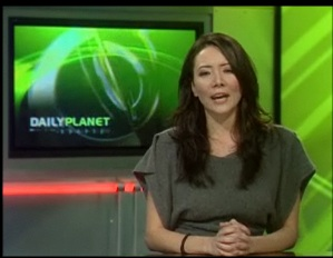 ziya tong on daily planet