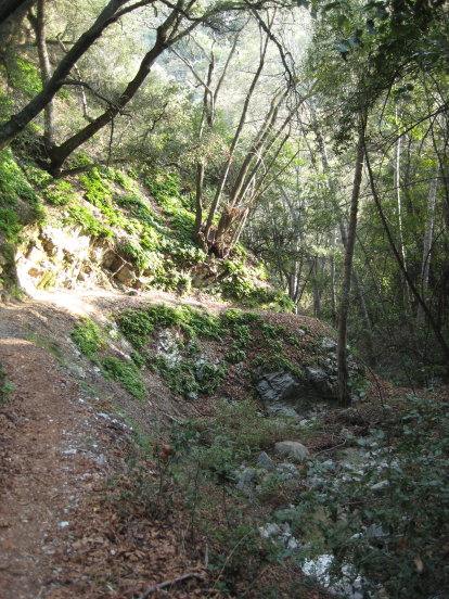 upper arroyo hike
