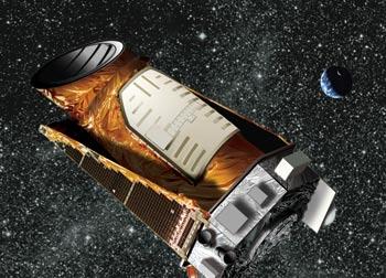 kepler planet seeker