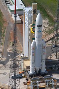 Herschel & Planck Ariane 5 ECA V188 Launch Campaign