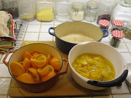 Connie Allfrey's Marmalade Recipe — Dishmaps