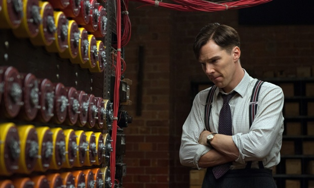 Benedict Cumberbatch in The Imitation Game Photograph: Allstar/Black Bear Pictures/Sportsphoto Ltd.