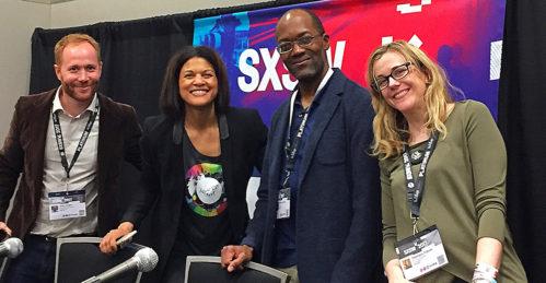 SXSW panel group